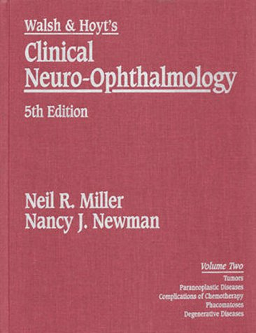 Walsh & Hoyt's Clinical Neuro-Ophthalmology 9780683302318