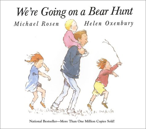 We're Going on a Bear Hunt 9780689853494
