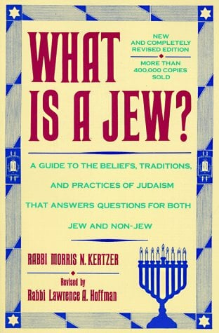 What Is a Jew 9780684842981