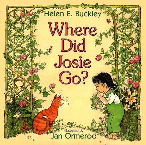 Where Did Josie Go? 9780688165086