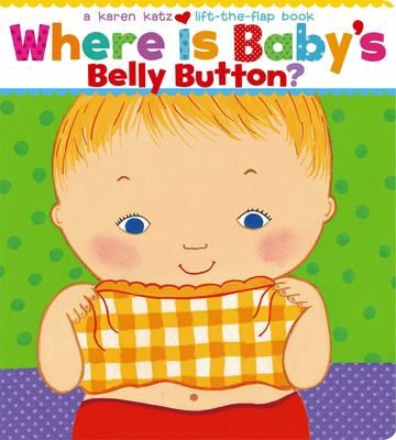 Where Is Baby's Belly Button? 9780689835605