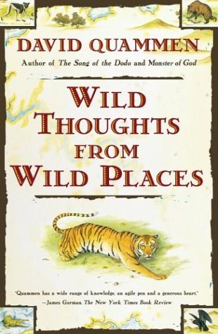 Wild Thoughts from Wild Places 9780684852089