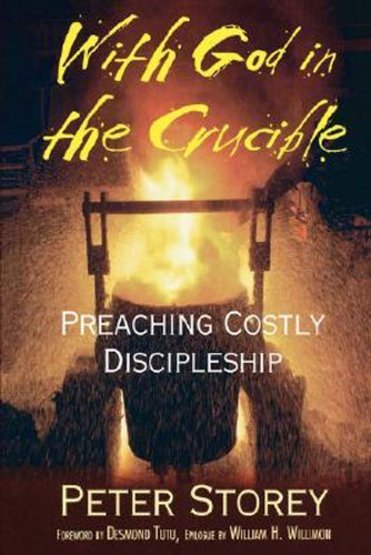 With God in the Crucible 9780687052530
