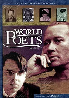 Wld Poets 3v Set 9780684805917