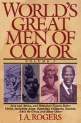 World's Great Men of Color, Volume I 9780684815817