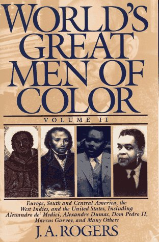World's Great Men of Color, Volume II 9780684815824