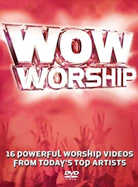 WOW Worship Red 0080688630997