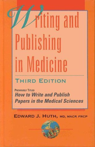 Writing and Publishing in Medicine 9780683404470