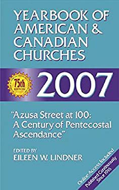 Yearbook of American & Canadian Churches 9780687335695