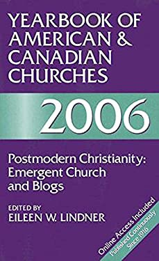 Yearbook of American & Canadian Churches: Postmodern Christianity: Emergent Church and Blogs 9780687334018