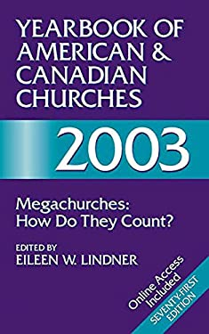 Yearbook of American and Canadian Churches 2003 9780687074662