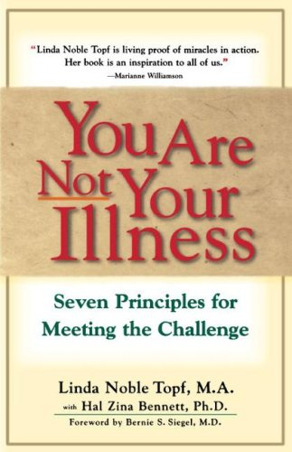 You Are Not Your Illness: Seven Principles for Meeting the Challenge 9780684801247