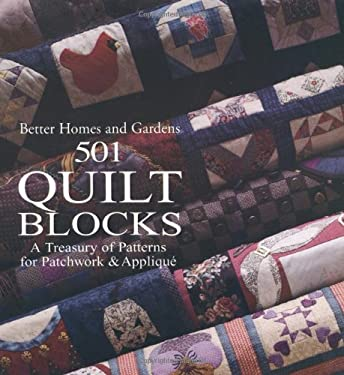 501 Quilt Blocks: A Treasury of Patterns for Patchwork and Applique 9780696204807