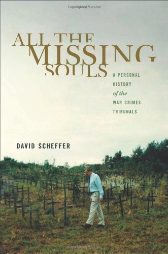 All the Missing Souls: A Personal History of the War Crimes Tribunals 9780691140155