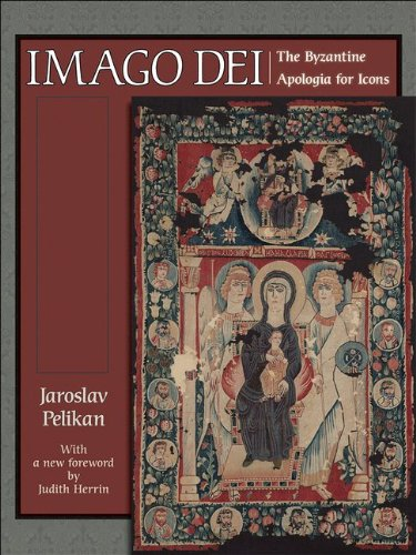Imago Dei: The Byzantine Apologia for Icons 9780691141251