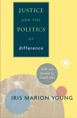 Justice and the Politics of Difference 9780691152622