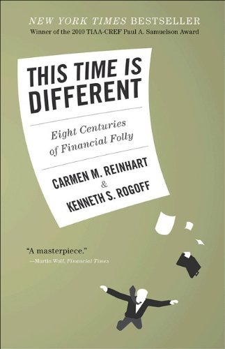 This Time Is Different: Eight Centuries of Financial Folly 9780691152646