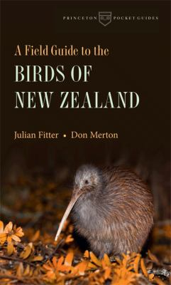 A Field Guide to the Birds of New Zealand 9780691153513