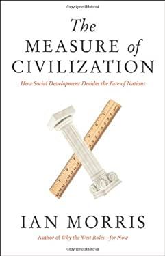The Measure of Civilization: How Social Development Decides the Fate of Nations 9780691155685