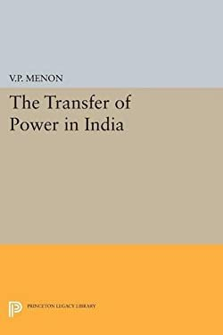Transfer of Power in India (Princeton Legacy Library)