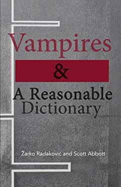 Vampires & A Reasonable Dictionary