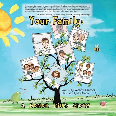 Your Family: A Donor Kid's Story