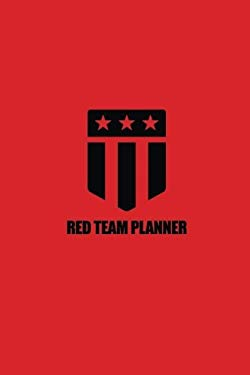 Red Team Planner: (Red & Black)