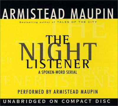 The Night Listener CD: The Night Listener CD 9780694524211