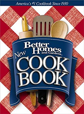 Better Homes and Gardens New Cookbook 9780696215322