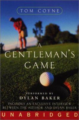 A Gentleman's Game: Gentleman's Game, a 9780694525225