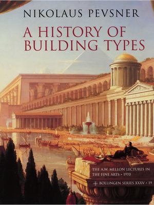 A History of Building Types 9780691018294
