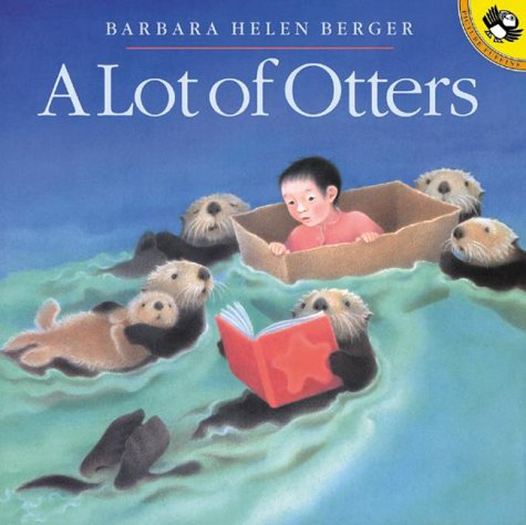 A Lot of Otters 9780698118638