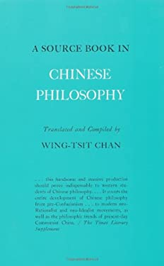 A Source Book in Chinese Philosophy 9780691019642