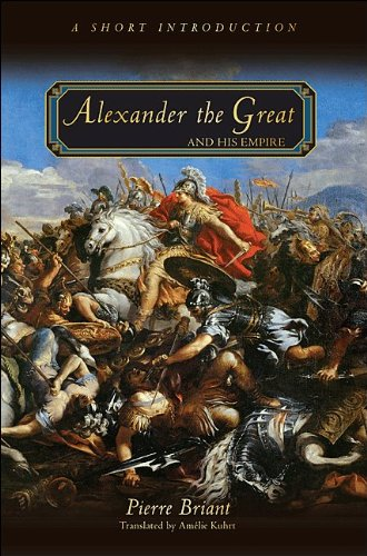 Alexander the Great and His Empire: A Short Introduction 9780691141947