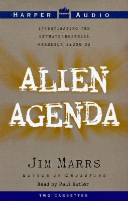 Alien Agenda 9780694518401