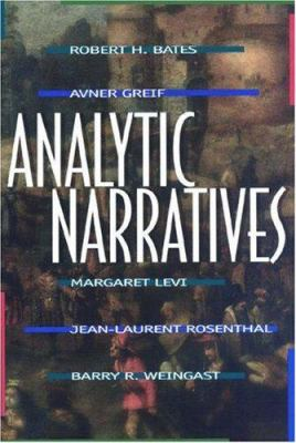 Analytic Narratives 9780691001289