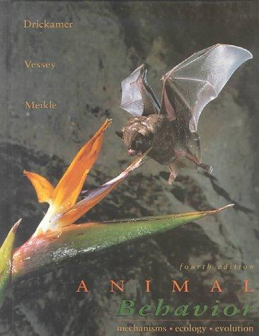 Animal Behavior: 9780697136428