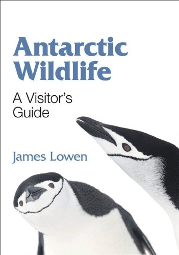Antarctic Wildlife: A Visitor's Guide 9780691150338