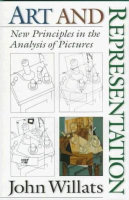 Art and Representation: New Principles in the Analysis of Pictures 9780691087375