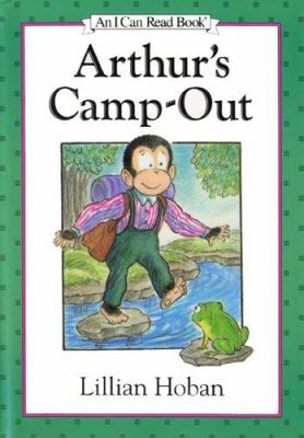 Arthur's Camp-Out Book and Tape: Arthur's Camp-Out Book and Tape [With Book]