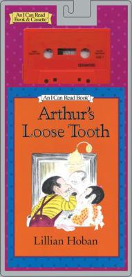 Arthur's Loose Tooth Book and Tape [With Cassette] 9780694015788