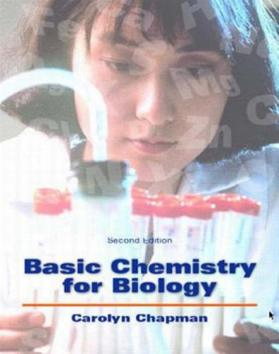 Basic Chemistry for Biology 9780697360878