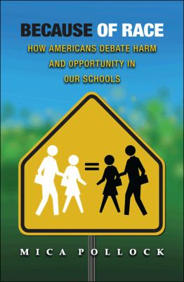 Because of Race: How Americans Debate Harm and Opportunity in Our Schools 9780691125350