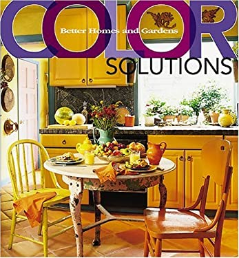 Better Homes and Gardens Color Solutions 9780696217210