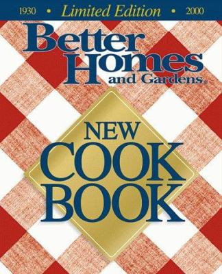 Better Homes and Gardens New Cookbook 9780696210020