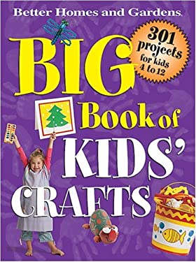 Big Book of Kids' Crafts 9780696216923