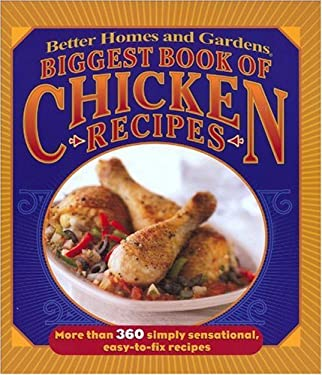 Biggest Book of Chicken Recipes 9780696236815