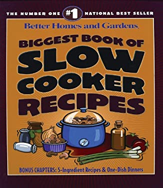 Biggest Book of Slow Cooker Recipes 9780696218354