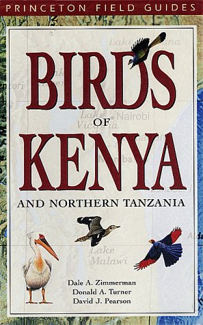 Birds of Kenya and Northern Tanzania 9780691010229