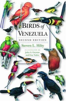 Birds of Venezuela 9780691092508